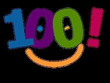 100 adherents