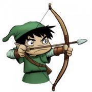 Un adhérent qui pratique le tir à l'arc ?